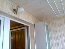 отделка балконов в балашихе