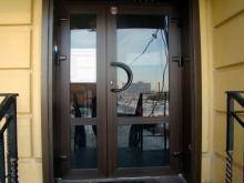 входная дверь пвх в балашихе