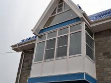 Круговое остекление балкона