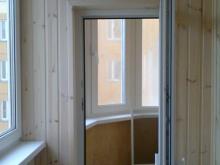 Отделка балкона в квартире, Балашиха