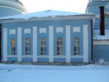 Фасадное остекление ПВХ-окнами, Балашиха