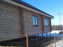 Установка пластиковых окон в деревянном доме, Московская область