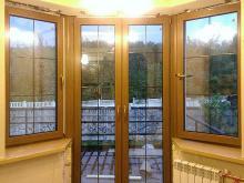 Эркерное окно в коттедже, Балашиха