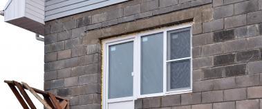 Изготовление и монтаж пластикового окна и двери в коттедже, Балашиха